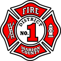 Marion County Fire District #1 Logo